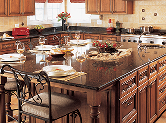 Granite Countertops example